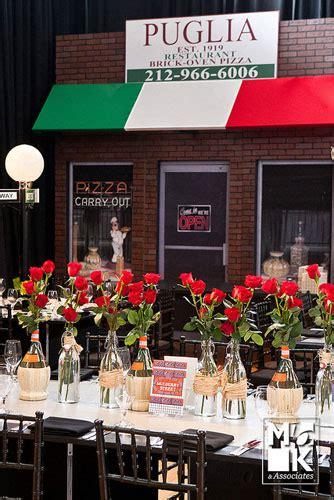 italian themed events party ideas for a new york themed bar mitvah bar bat