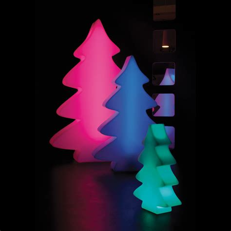 lumenio led modern christmas tree l