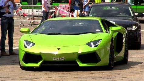 Lamborghini Sounds Lamborghini Aventador Lp700 Sound Revs Accelerations