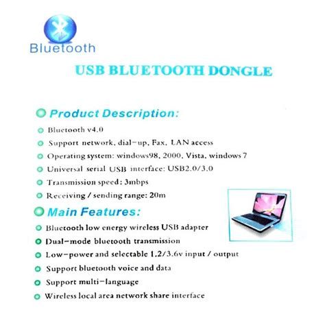 Jual Usb Bluetooth V4 0 jual beli usb bluetooth 4 0 v4 0 bluetooth adapter dongle