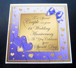 special 1st wedding anniversary card 4 colours ebay
