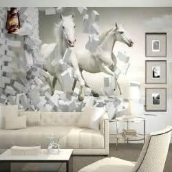 Horse Wall Mural Online Get Cheap Horse Wall Murals Aliexpress Com