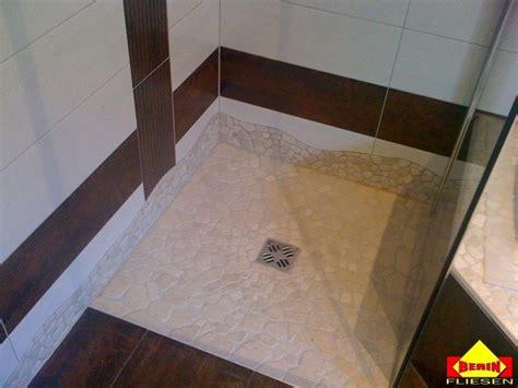 dusche fliesen dusche isolieren abdichten dusche fliesen