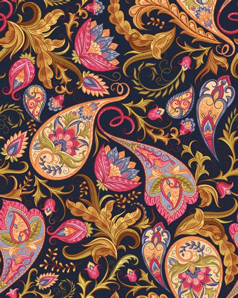 indian pattern svg image gallery indian paisley