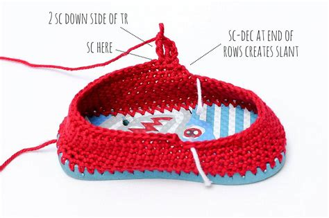 boat shoes slippers crochet toddler boat shoe slippers with flip flop soles