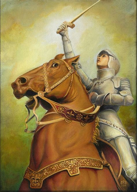 St Joan Maroon joan of arc the of orl 233 ans 5x7 greeting card