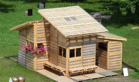 build a house awesome pallet house built for 500