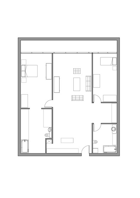 size of 2 bedroom apartment 2 bedroom apartment size 28 images bedroom size of 2