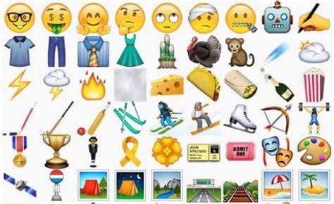 cheese burritos and unicorns we re finally getting new emojis shemazing