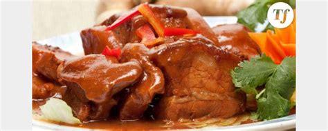 cuisiner joues de porc comment cuisiner la joue de porc 28 images recette