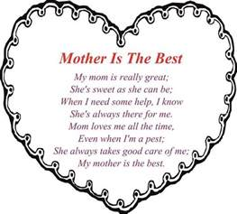 top 10 best mother s day poems 2015