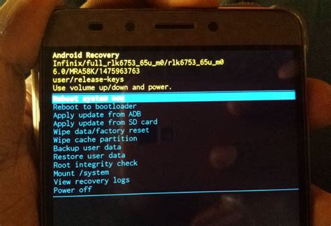 factory reset the note 4 how to hard reset infinix note 4 x557 187 chuksguide