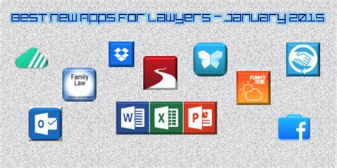 best news january 2015 the best new apps for lawyers january 2015