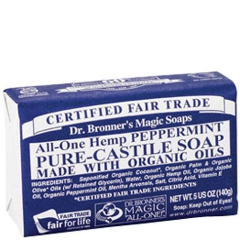 Sale Dr Soap dr bronner s magic soaps organic peppermint soap bar 140g free delivery