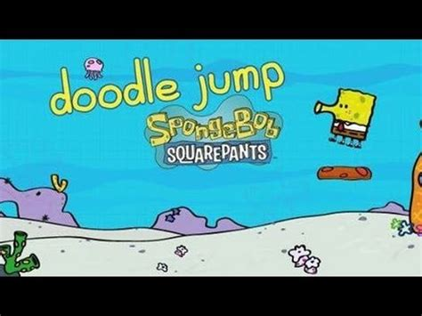 how to make like doodle jump doodle jump spongebob android hd gameplay trailer