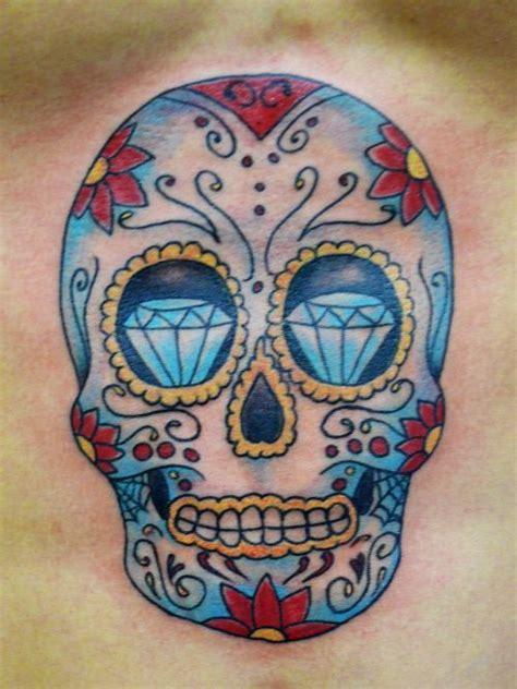 tattoo messicano tatuaggio teschio messicano simpatico e pieno di simbologia