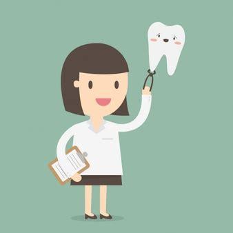 imagenes animadas odontologo dentista fotos y vectores gratis