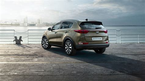 Www Kia Con All New 2016 Kia Sportage Kia Motors Ireland