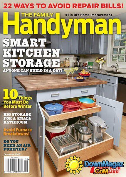 the family handyman the family handyman october 2016 187 pdf magazines magazines commumity