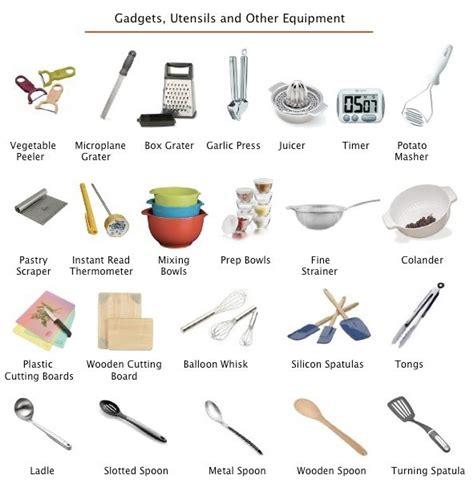 vocabulaire ustensiles de cuisine la cuisine cuisiner les ustensiles la table hello
