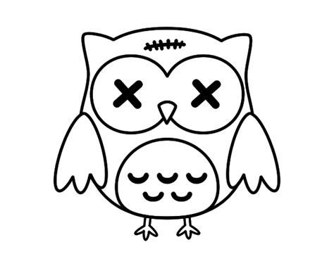 imagenes para dibujar buhos dibujos para pintar de buhos imagui