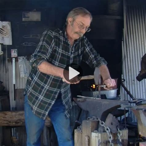 backyard blacksmith backyard blacksmithing video tools grit magazine