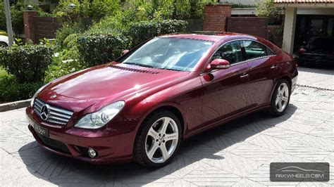 Mercedes Benz CLS Class CLS500 2005 for sale in Islamabad