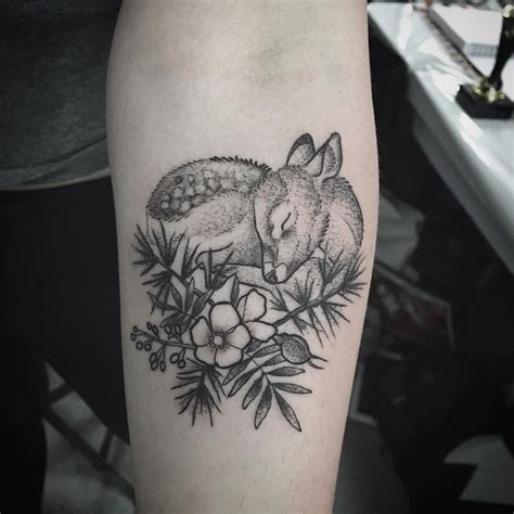 baby animal tattoo designs sweet baby animal designs