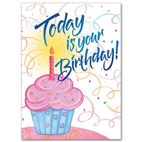 And Todays Birthdays Are by Today Is Your Birthday Birthday Card