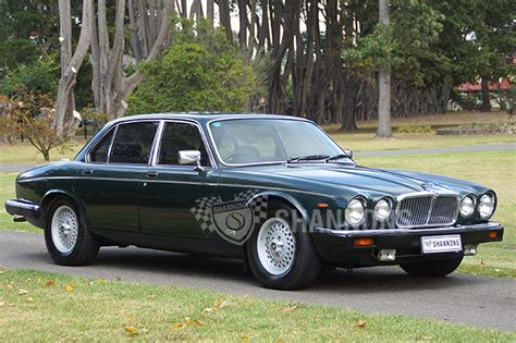 jaguar sovereign 1986 sold jaguar sovereign v12 sedan auctions lot 34 shannons
