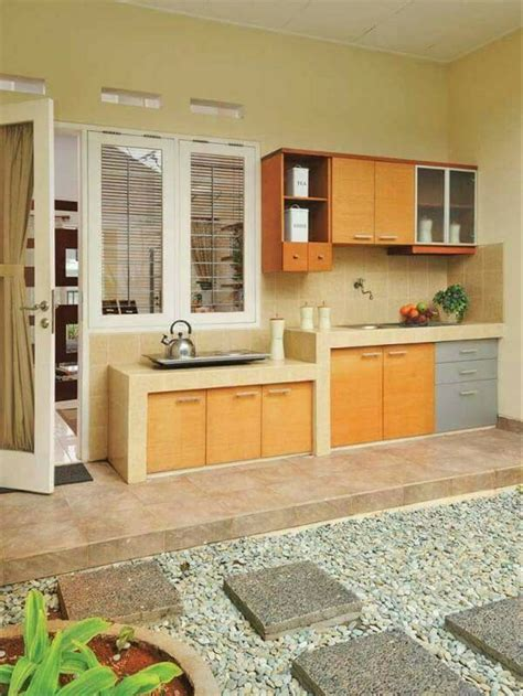 jual kitchen set rak lemari dapur minimalis murah  mewah  lapak toknang febrianto