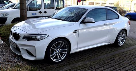 m2 to our best look yet at an alpine white bmw m2