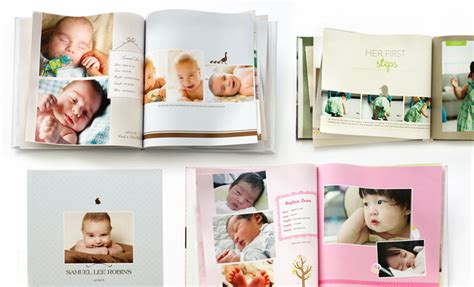 the baby maker books baby photo books make a baby book shutterfly