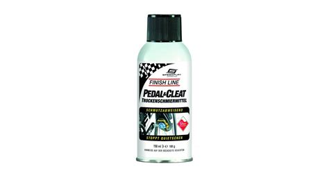 Finish Line Pedal Cleat Lubricant finish line pedal cleat trockenfilm lubricant 150ml
