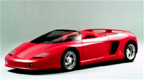 1990 pininfarina mythos specifications data fuel economy