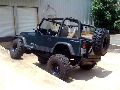 1994 Jeep Wrangler Weight Cbunz55 1994 Jeep Wrangler Specs Photos Modification