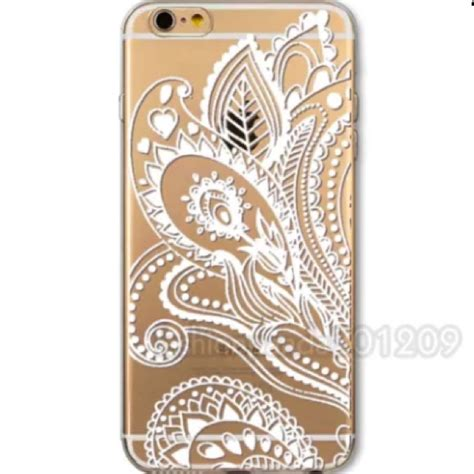 design henna phone case 33 off other henna design phone case flower from