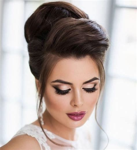 beehive hair styles for shoulder length hair 40 chic wedding hair updos for elegant brides