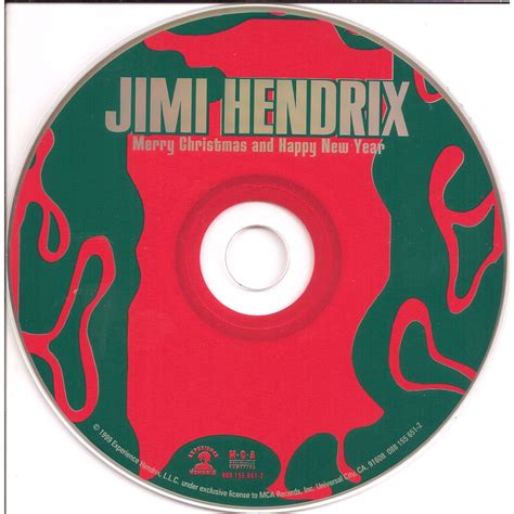 merry christmas  happy  year jimi hendrix mp buy full tracklist