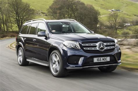 Mercedes Web 2016 Mercedes Gls 350 D Designo Line Uk Review Review