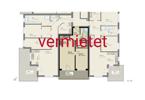Grundriss Wohnung 6 Zimmer by 2 5 Zimmer Wohnung Pa6
