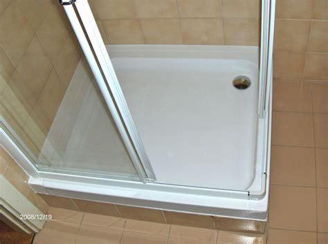 sovrapposizione piatto doccia sovrapposizione e sostituzione di un piatto doccia