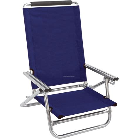 reclining beach chair deluxe wide high back beach chair full color digital or 1