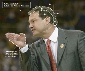 Bill Self Home Record by An Analysis Bill Self S Toupee Beadlemaniacs