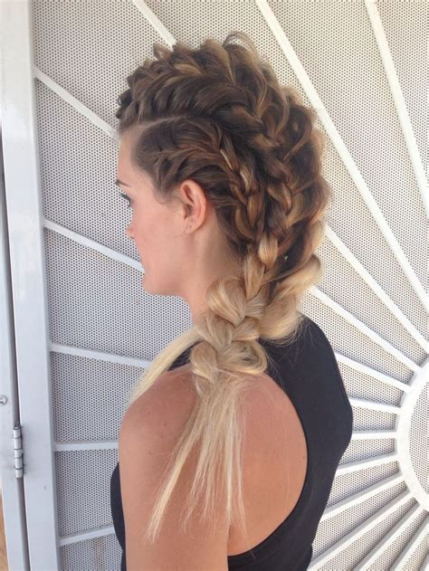 warrior braid hairstyle 18 best images about my work braided updos on pinterest