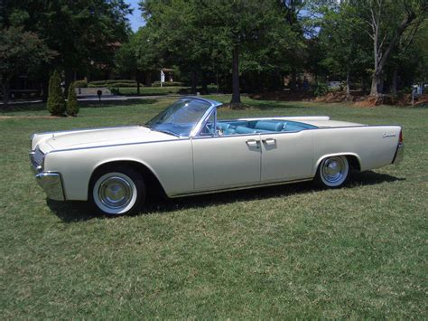 1961 lincoln convertible 1961 lincoln continental for sale 1967661 hemmings