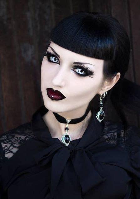 die besten  vampir schminken ideen auf pinterest
