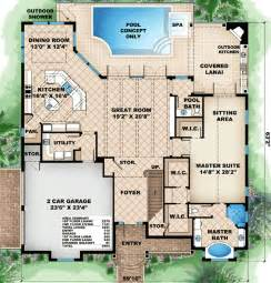 Coastal Bathrooms Ideas Covered Lanai With Fireplace 66288we 1st Floor Master