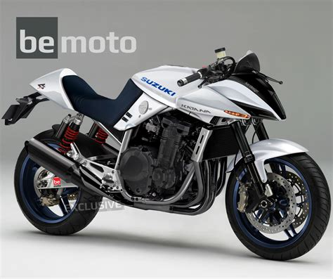 Suzuki Kantana Suzuki Katana Concept Bike A Modern Take On The Katana