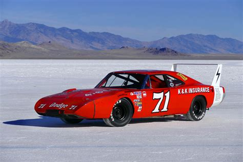 dodge dytona bobby isaac s legendary 71 dodge daytona returns to